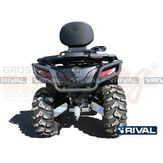 ATV X5/ CFORCE 500 H.O. Rear bumper RIVAL